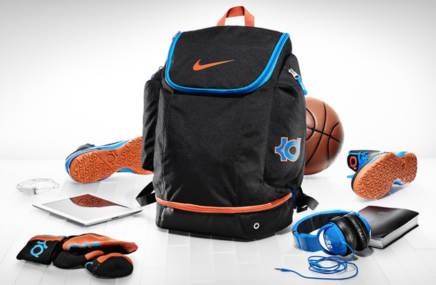 Kevin Durants Backpack Contents
